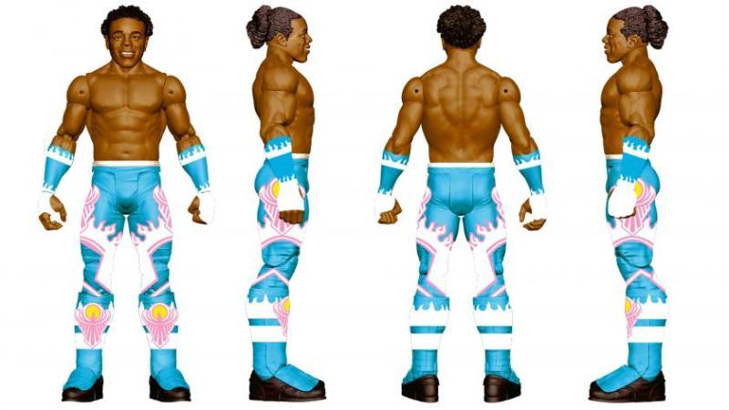 WWE SDCC 2016 reveals - Xavier Woods Basic 67