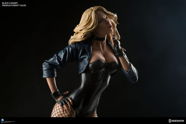 dc-comics-black-canary-premium-format-figure-shadowed