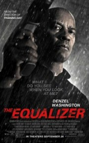 equalizer_movie poster