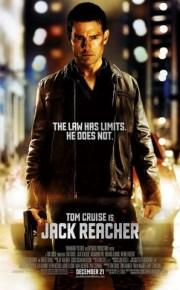 jack reacher movie poster