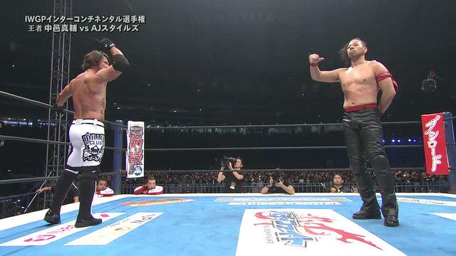 wrestle-kingdom-10 shinsuke-nakamura-vs.-aj-styles njpw