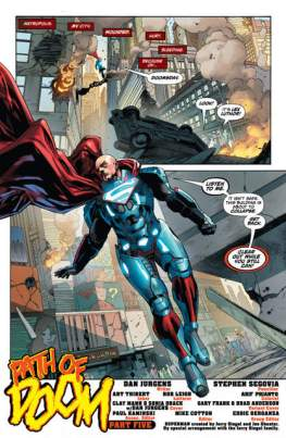 Action Comics 961 review - page 1