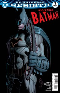 All Star Batman issue 1 review John Romita Jr cover