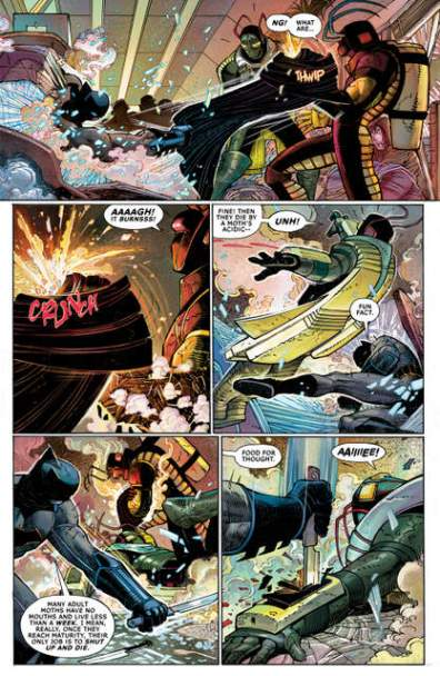 All Star Batman issue 1 review page_5