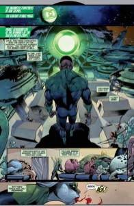 Hal Jordan and the Green Lantern Corps issue 2 page_1