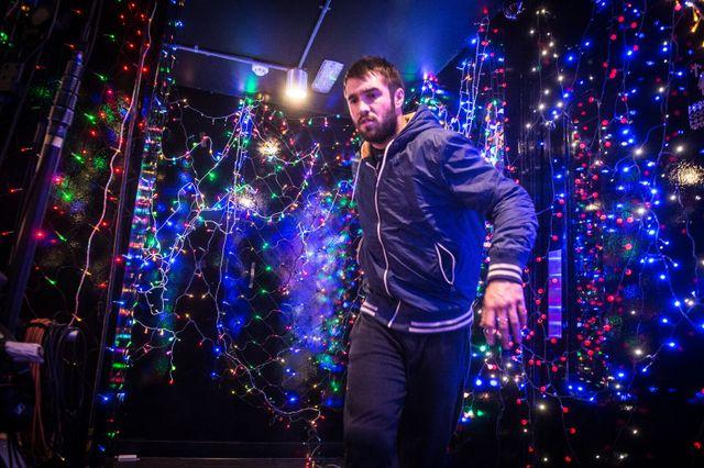 Level Up review - Josh Bowman as Matt