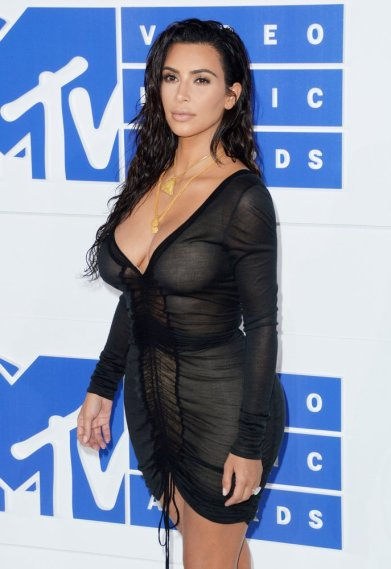 MTV VIDEO Music Awards 2016 - Kim Kardashian