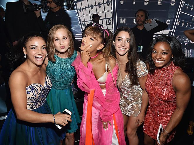 MTV Video Music Awards 2016 - ariana-grande-final-five