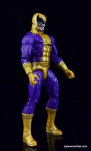 Marvel Legends Batroc figure review -right side