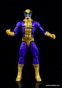 Marvel Legends Batroc figure review - straight