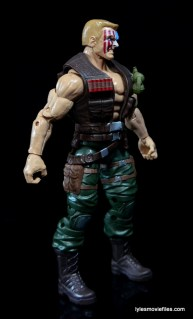 Marvel Legends Nuke review - right side