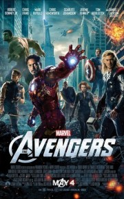 Marvel's The Avengers movie poster