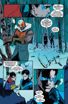 Nightwing #3 review page 5