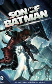 Son of Batman movie poster