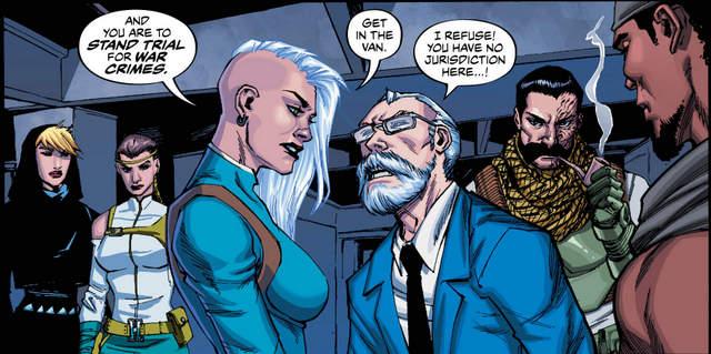 Suicide Squad War Crimes page 5