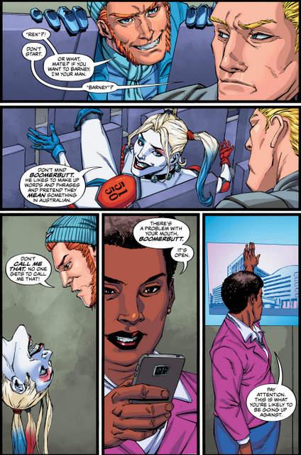 Suicide Squad War Crimes page 8