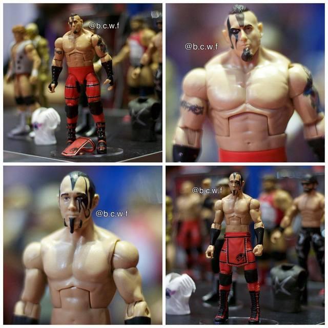 WWE Mattel Ascenscion