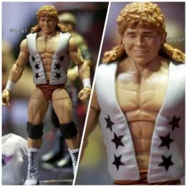 WWE Mattel Flyin Brian Pillman figure