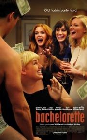 bachelorette movie poster