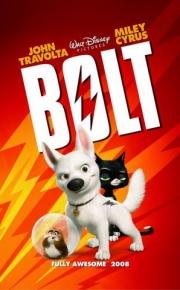 bolt_movie poster