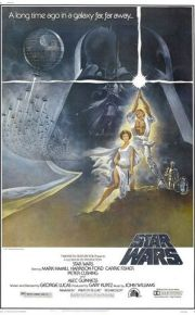 star_wars a new hope movie poster