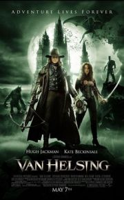 van_helsing_movie poster