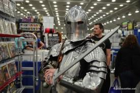 Baltimore Comic Con 2016 - knight