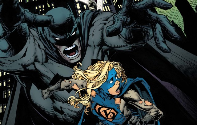 Batman #6 I am Gotham Epilogue cover