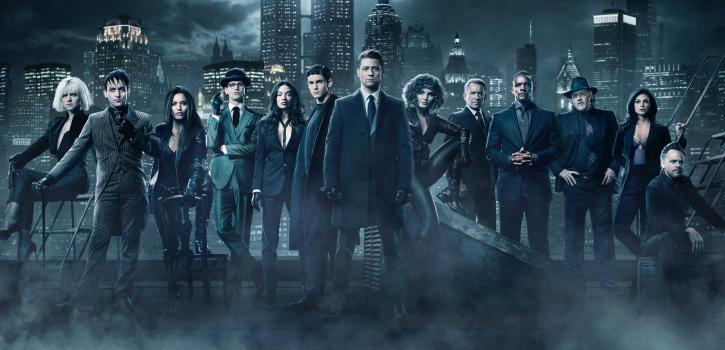 Gotham Season 4 cast