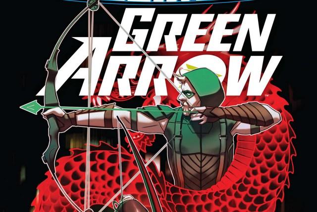 green-arrow #6-cover