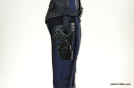 Hot Toys Maria Hill figure -holster closeup