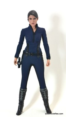 Hot Toys Maria Hill figure -straight