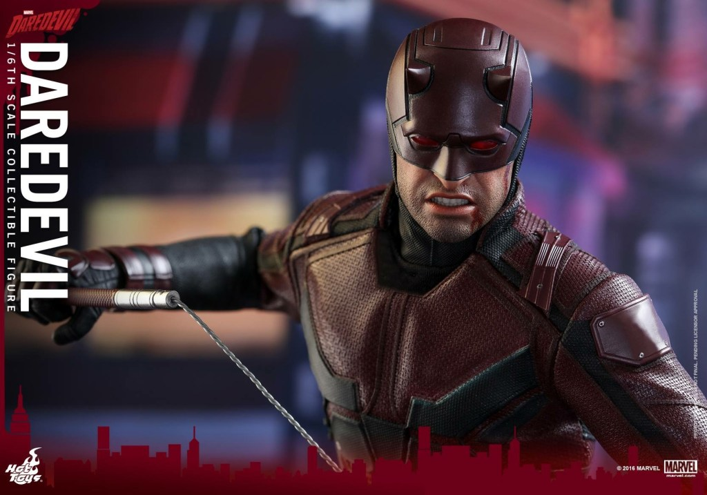 Hot Toys Netflix Daredevil promo pics revealed, pre-order