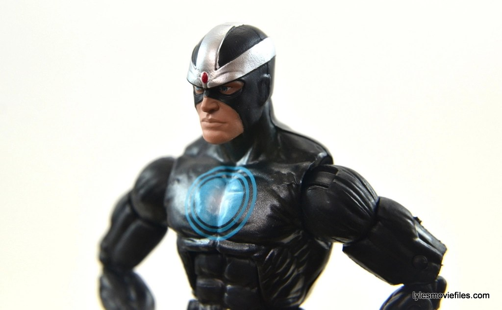 Marvel Legends Havok figure review - X-Men BAF Juggernaut wave