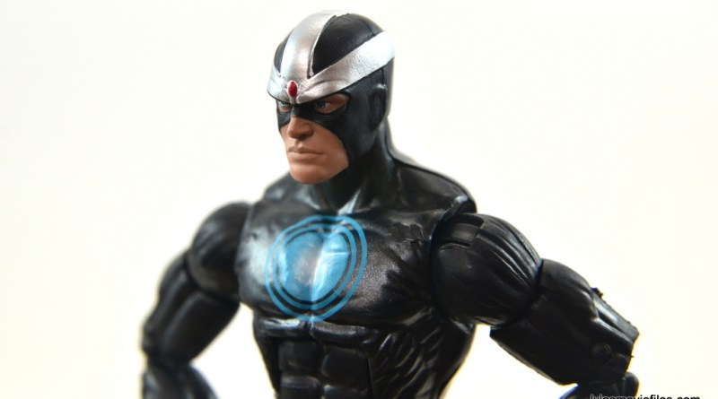 Marvel Legends Havok figure review - main pic