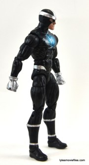 Marvel Legends Havok figure review -right side
