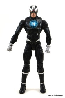 Marvel Legends Havok figure review - straight