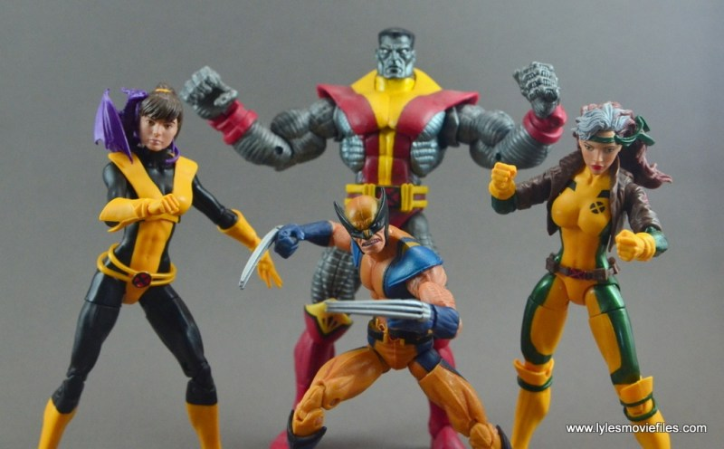 marvel-legends-kitty-pryde-figure-review-with-colossus-rogue-and-wolverine