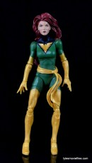 Marvel Legends Phoenix figure review - straight