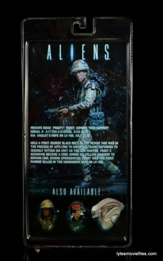 neca-aliens-series-9-frost-figure-review-rear-package