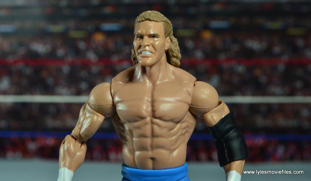 WWE Basic Series 63 Sid Justice figure review   Lyles ...