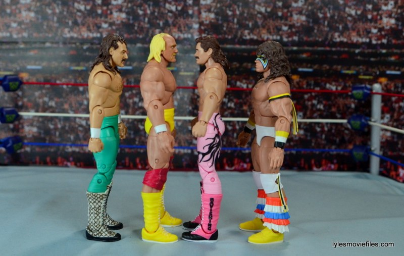 wwe-elite-40-rick-rude-figure-review-scale-with-jake-the-snake-hulk-hogan-and-ultimate-warrior