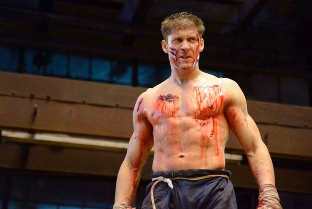 kickboxer vengeance movie review - alan moussi