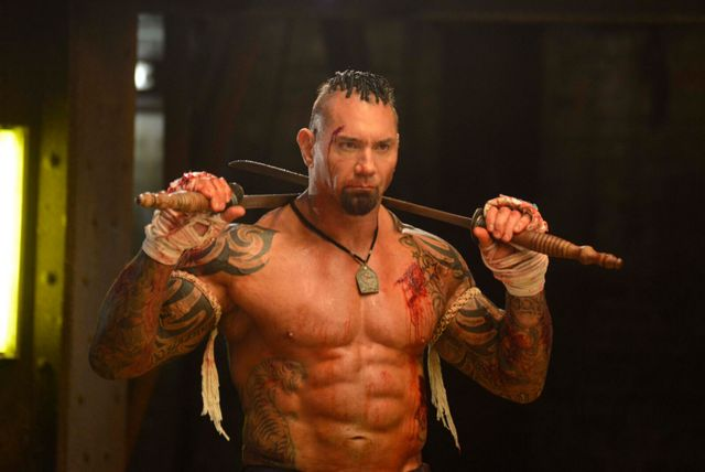 kickboxer vengeance movie review - dave bautista