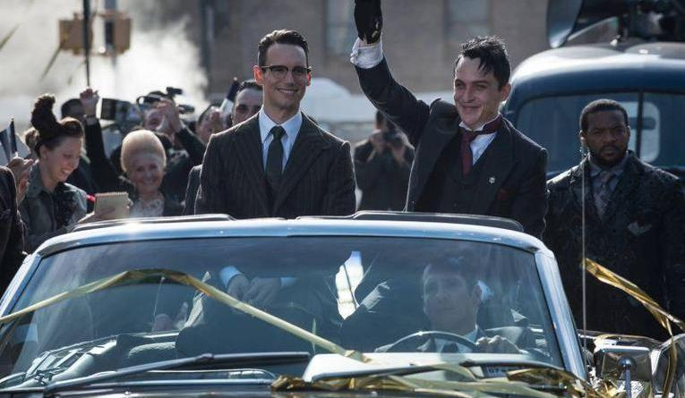 gotham anything for you review-riddler-and-penguin