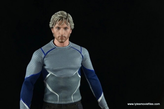 Hot Toys Quicksilver figure review - main pic