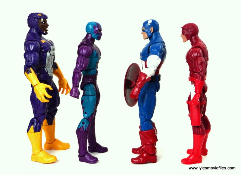 marvel-legends-eel-figure-review-scale-with-cottonmouth-captain-america-and-daredevil