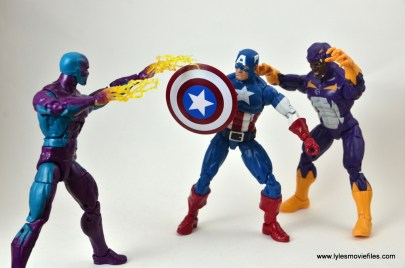 marvel-legends-eel-figure-review-with-cottonmouth-vs-captain-america