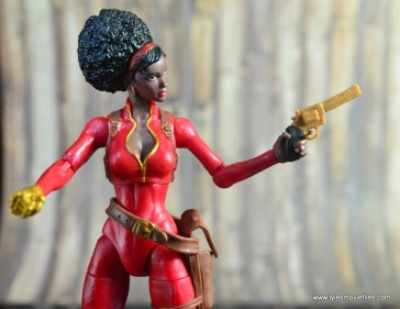 marvel-legends-misty-knight-figure-review-wide-shot-with-gun