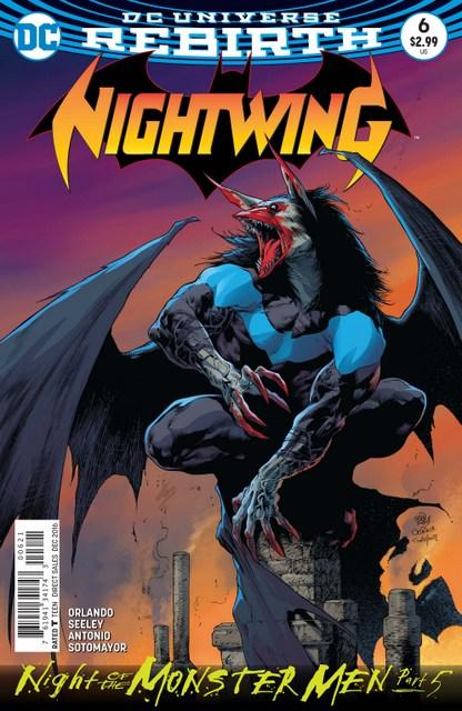 Batman #8 Dec 2016, DC